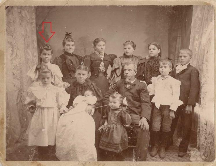 Ferdinand Grosse family Magdalena