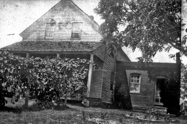 Grosze house 1900's