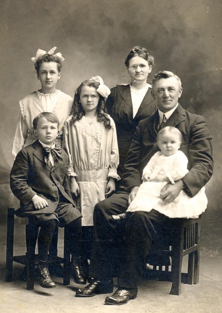 Henry Fiehler family