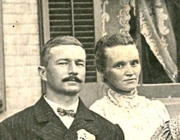 John A and Caroline Weber