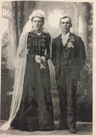 John and Sophia Miesner wedding