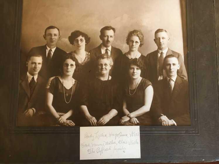 Paffrath family