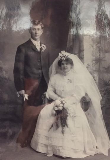 Palisch Grosse wedding