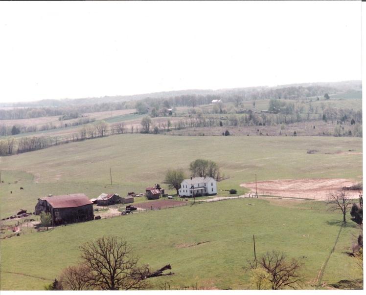 Paul Kasten Farm 1984