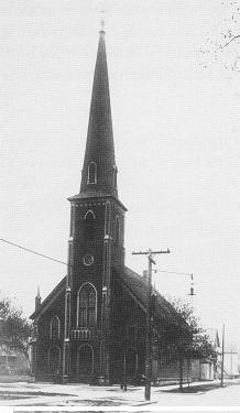 St. John Forest Park IL 1873 church