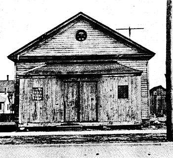 St. John Forest Park IL first church