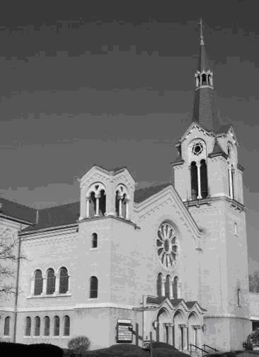 St. John Forest Park IL present church