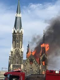 Trinity Lutheran Milwaukee fire