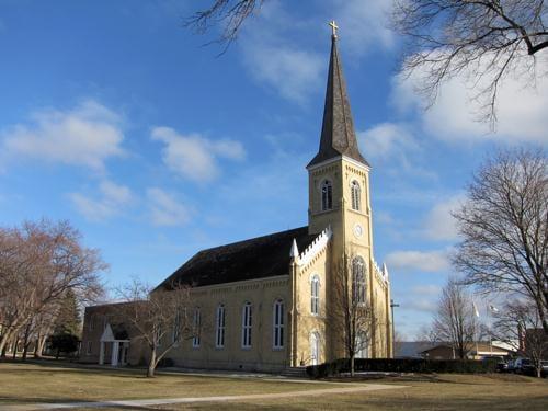Ziion Lutheran Bensenville IL