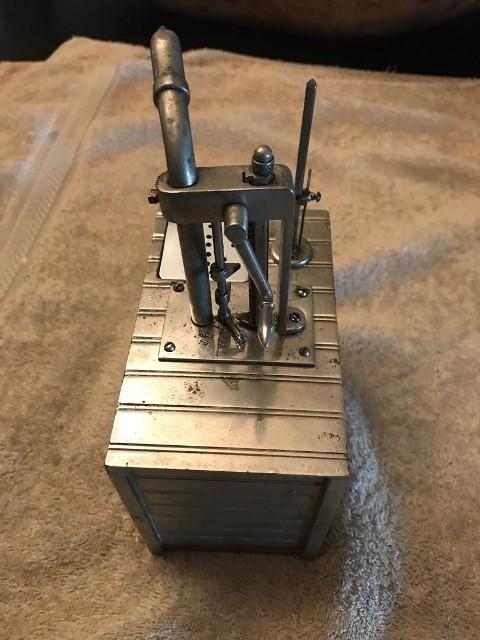 Bowser Pump