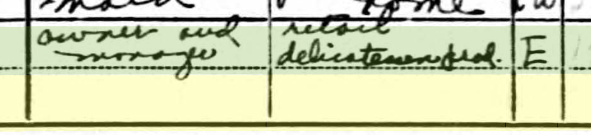 Ferdinand Telle 1940 census occupation St. Louis MO