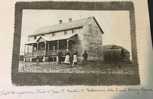 Henry Family 1898