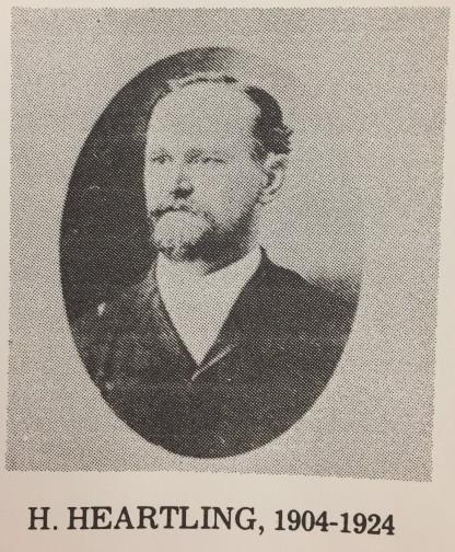 Rev. H. Haertling