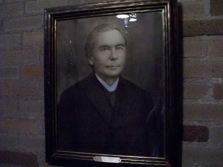 Rev. Johann Schaller