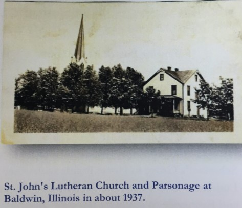 St. John's Lutheran Baldwin IL