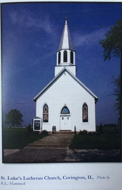 St. Luke's Lutheran Covington IL