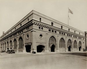 Union Market Building 1925