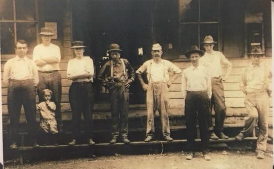 Weinhold Mill Wittenberg crew