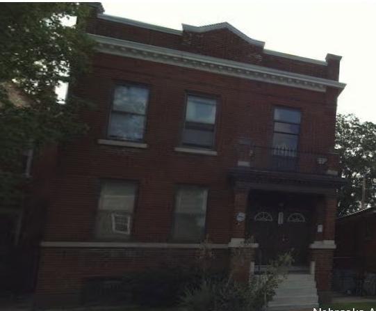 3305 Nebraska Ave. St. Louis MO Grosse home