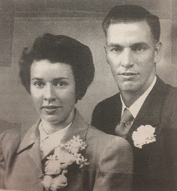 Herb and Melba Schmidt
