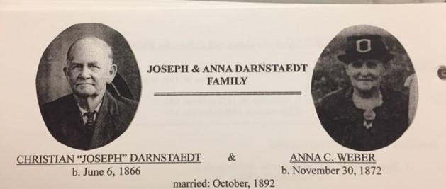 Joseph and Anna Darnstaedt