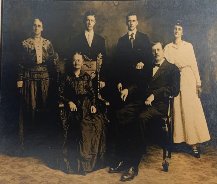Joseph Mueller family