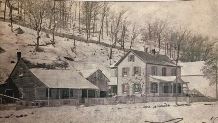 Joseph Mueller home Wittenberg