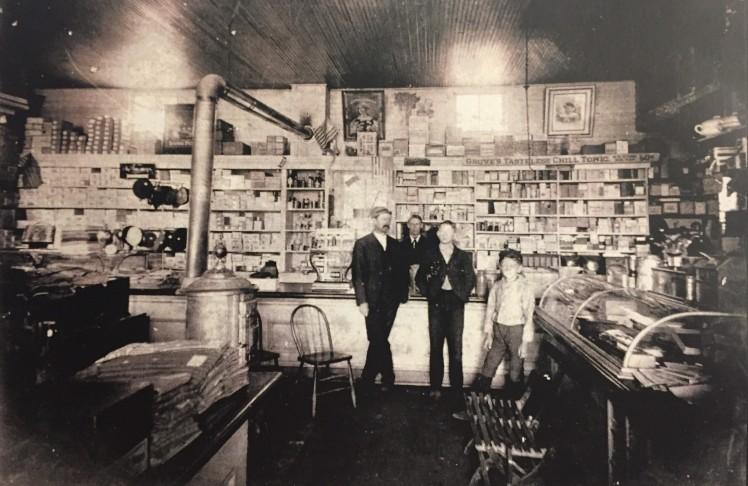 Joseph Mueller Store 1903