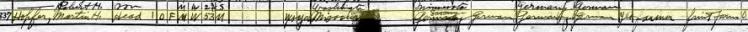Martin Hopfer 1920 census Omak WA