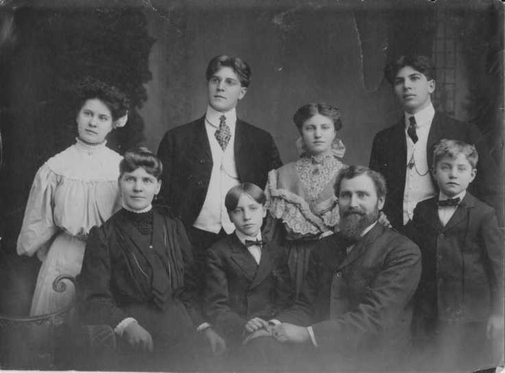 Robert Albrecht family