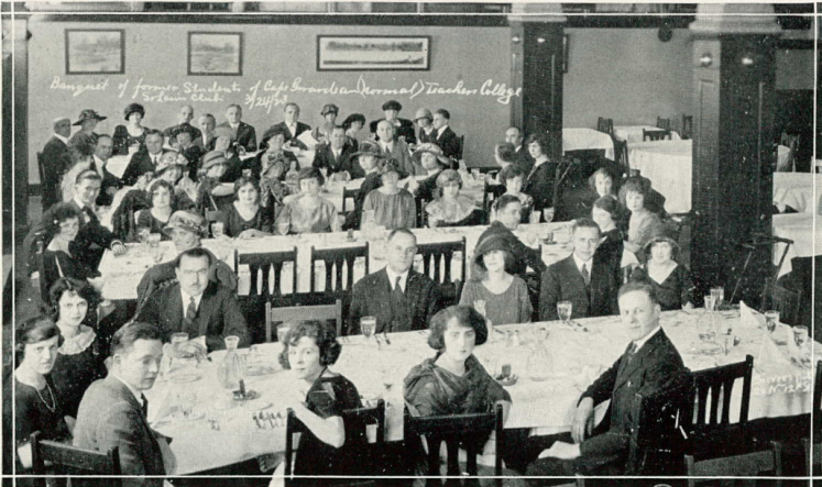 SEMO Teachers alumni St. Louis 1923
