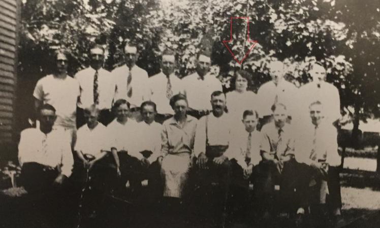 Anton Mueller family Dorothy