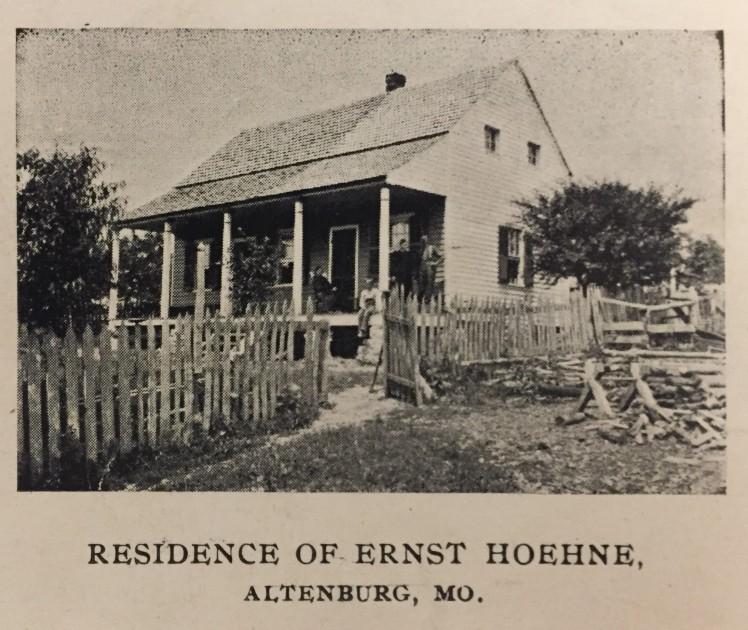 Ernst Hoehn house