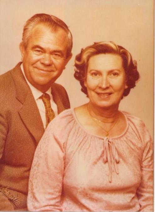 Joseph and Clara Stotler