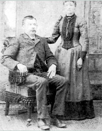 Martin and Angelina Palisch