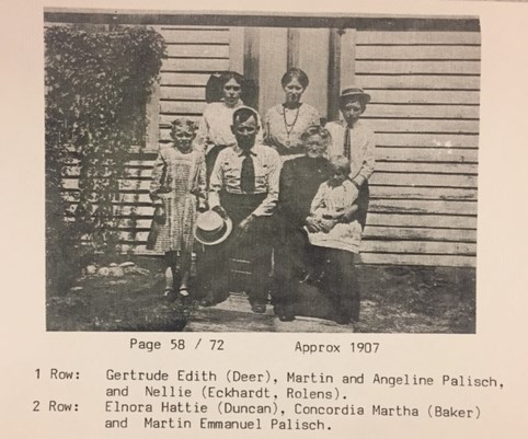 Martin Palisch family