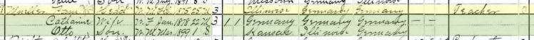 Paul Mueller 1900 census Altenburg MO