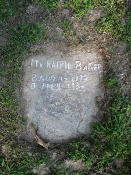 Ralph S Baker Mount Carbon Cemetery Murphysboro IL