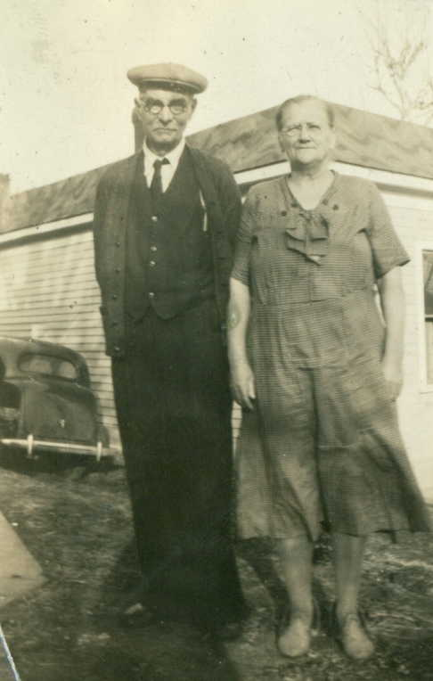 Ruben and Caroline Klemp