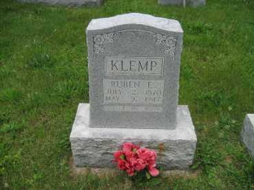 Ruben Klemp gravestone Immanuel Perryville MO