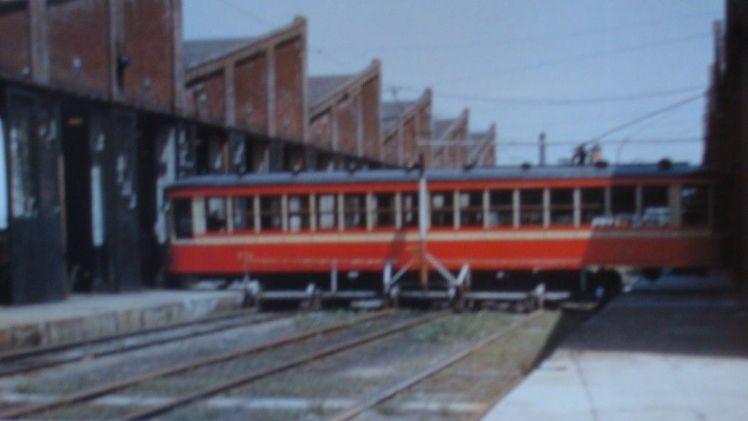 United Railways Company streetcar