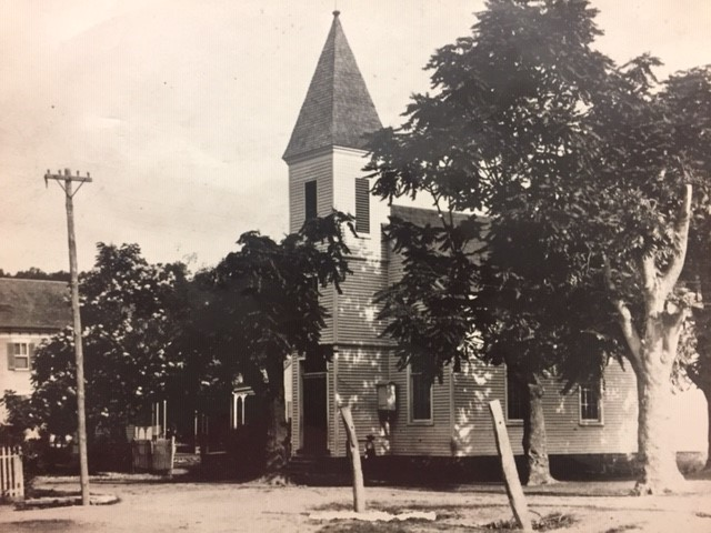 Wittenberg First Church and School