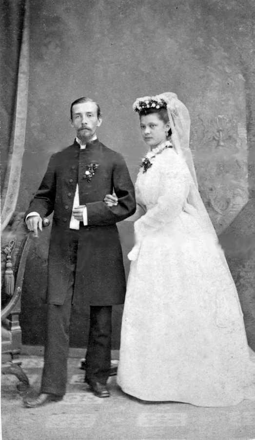 Ansorge Tirmenstein wedding