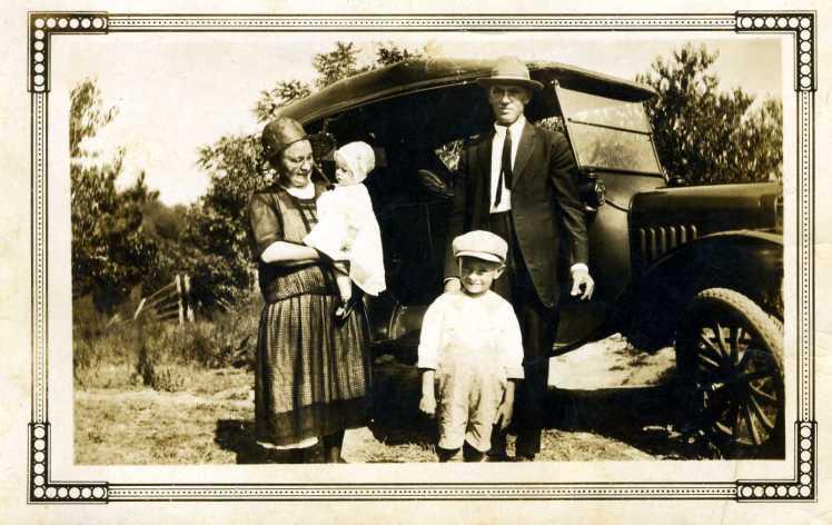 Anton Schade family