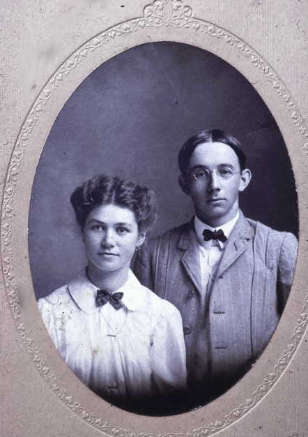 Arthur and Emma Vogel early