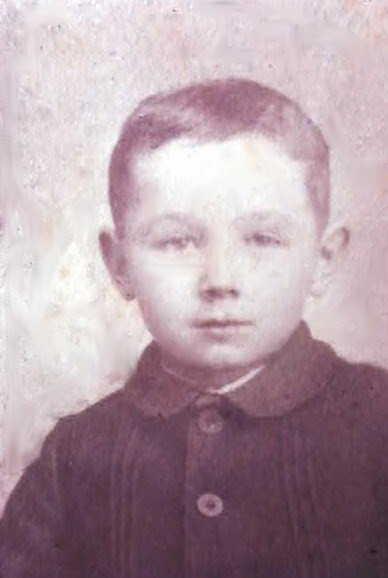Arthur Vogel young