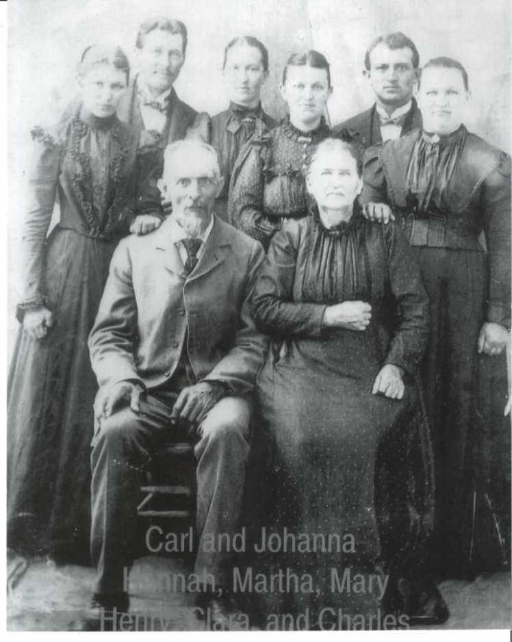 Carl Bodenschatz family