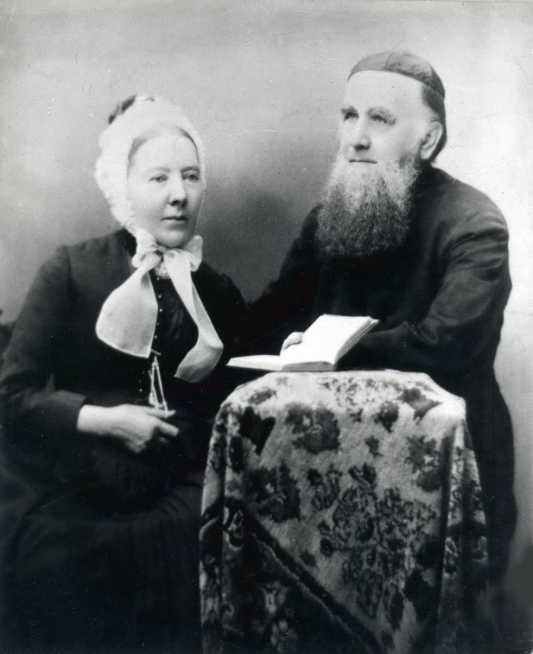 Georg and Mathilde Ansorge