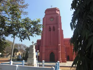 Gossner Evangelical Lutheran Church Ranchi India