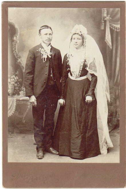 Guetersloh Rathjen wedding